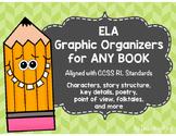 ELA Graphic Organizers Common Core