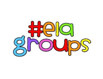 ELA Groups Heading #elagroups