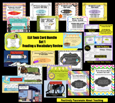 ELA Growing Task Card Bundle (LIFETIME ACCESS): Reading &