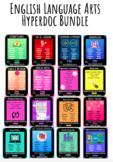 English Language Arts Hyperdoc Bundle: Distance Learning D