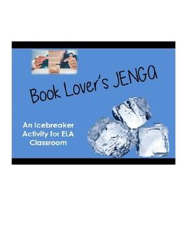 ELA Icebreaker: JENGA