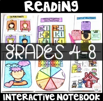 ELA Interactive Notebook Bundle