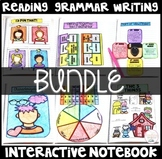 Interactive Notebook Bundle for ELA