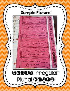 Fall ELA Interactive Notebook(2nd Grade)