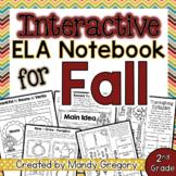 Fall ELA Interactive Notebook(2nd Grade)