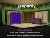 ELA Jeopardy