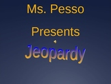 ELA Jeopardy for Test Prep