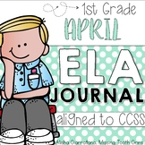 ELA Journal (April)