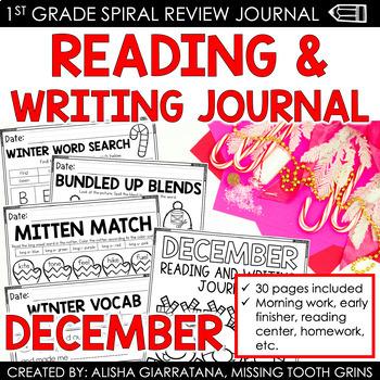 ELA Journal (December)