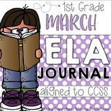 ELA Journal (March)