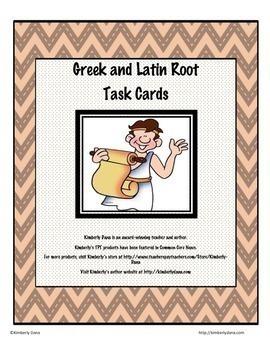 ELA Jumbo Task Card Bundle - Volume 1