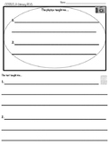 ELA-LITERACY.RI.1.6 Graphic Organizer for Informational Text