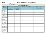 ELA LRP Template for 2017-2018
