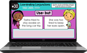 5th Grade Language Task Cards {Common Core: All Standards} BUNDLE
