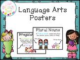 ELA Language Posters