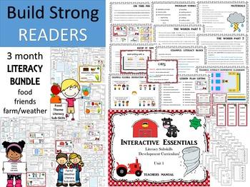 Build a Better Reader! Sub-skill Development - BUNDLE (LOW PREP)