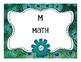 ELA & Math 5th CCS I Can Animal print theme