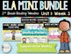 ELA Mega Bundle 2nd Grade Wonders UNIT 1