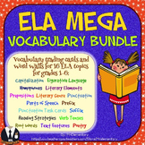 *ELA Vocabulary Bundle