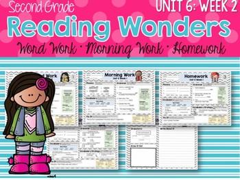 ELA Mini Bundle 2nd Grade Unit 6: Week 2