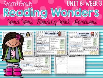 ELA Mini Bundle 2nd Grade Unit 6: Week 3