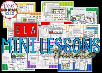 ELA Mini Lessons - BUNDLE