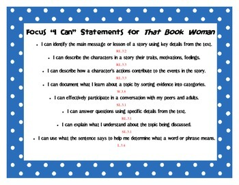 "Engage NY Third Grade New York State ELA Module 1 ""I Can"" Posters"