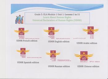 ELA Module 1 Unit 1 Lesson 1