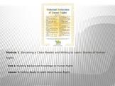 ELA Module 1 Unit 1 Lesson 1 UDHR