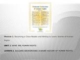 ELA Module 1 Unit 1 Lesson 2 UDHR