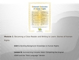 ELA Module 1 Unit 1 Lesson 8 UDHR
