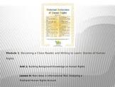 ELA Module 1 Unit 1 Lesson 9 UDHR