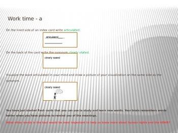 ELA Module 1 Unit 1 UDHR