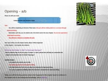 ELA Module 1 Unit 2 Lesson 12 Esperanza Rising