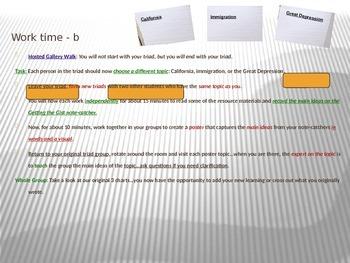 ELA Module 1 Unit 2 Lesson 5 Esperanza Rising