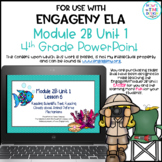 For Use With ELA Module 2B Unit 1 Engage NY   4th Grade Co