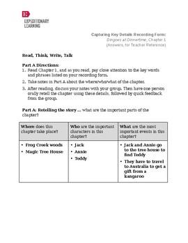 ELA Module 2B Unit 2 Country Study- AUSTRALIA!