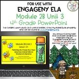 ELA Module 2B Unit 3 Engage NY 4th Grade Common Core