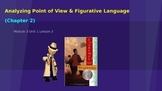 ELA Module 3 Unit 1 Ls 3 Analyze Pt. of View, Fig. Lang. and Tone in Dragonwings