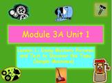 ELA Module 3A Unit 1 Engage NY 4th Grade Common Core