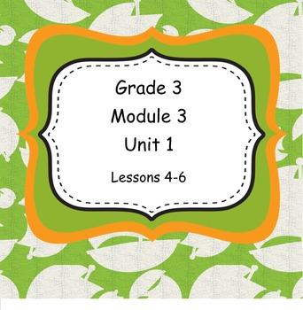 ELA Module 3a Peter Pan Unit 1 Lessons 4-6