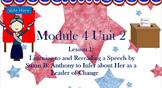 ELA Module 4 Unit 2 Lessons 1- 9 Engage NY Fourth Grade Common Core
