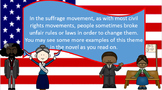 ELA Module 4 Unit 2 Lessons 10- 18 4th Grade Engage NY Common Core