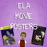 ELA Movie Poster Packet