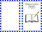 ELA OKLAHOMA ACADEMIC STANDARDS FOR 3rd GRADE-2016