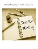Editable ELA Outside Writing Project