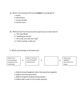 ELA PARCC Practice - Grades 3-5