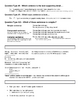 ELA PASS Test Prep - Question Types