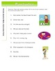Free ELA Packet: Punctuation and Compound Words