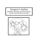 ELA Packet for Imogene's Antlers